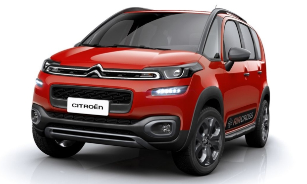 Citroën Aircross 2016 01