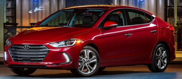 Hyundai Elantra 2017 EUA - 01