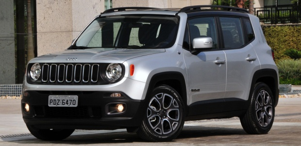 Jeep Renegade Logitude Limited Edition 01