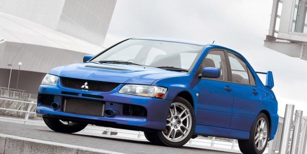 Mitsubishi Lancer Evolution 2005