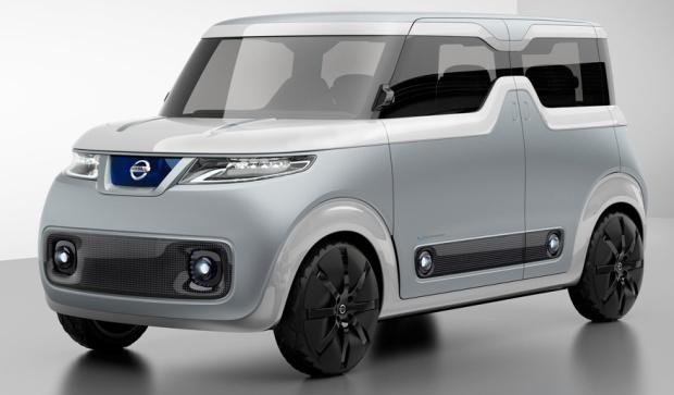 Nissan Teatro for Dayz Concept 1