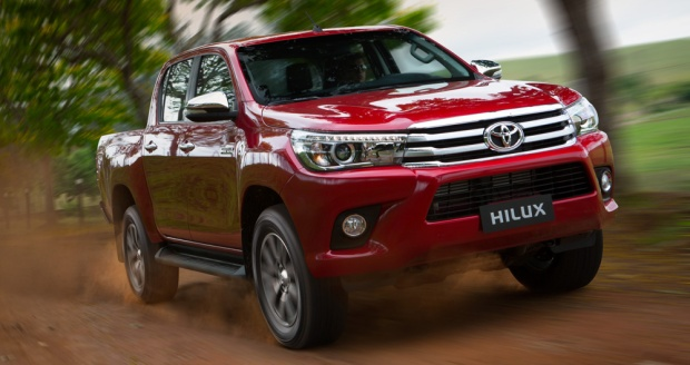 Toyota Hilux Brasil 2016