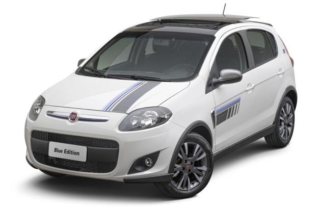 Fiat Palio Sporting Blue Edition 01
