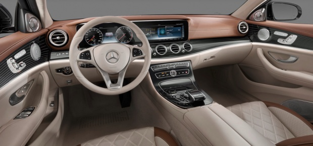 Mercedes-Benz Classe E 2017 01