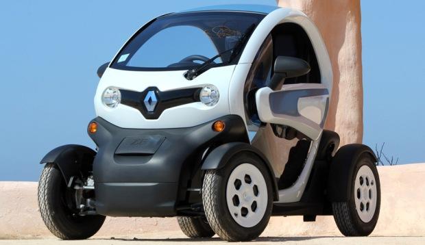 Renault Twizy 1