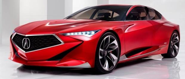 Acura Precision Concept 01