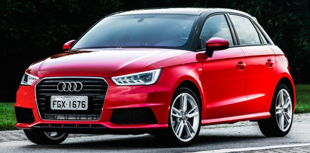 Audi A1 2016 Brasil 01