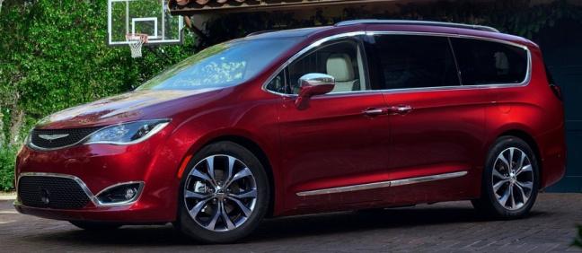 Chrysler Pacifica 2017 - 06