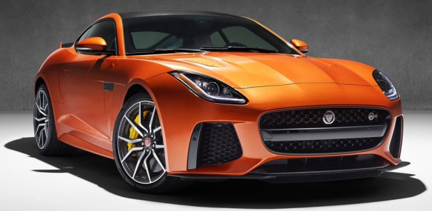 Jaguar F-Type SVR 01
