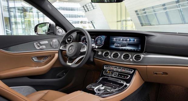 Mercedes-Benz Classe E 2017 - 04
