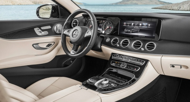 Mercedes-Benz Classe E 2017 - 06