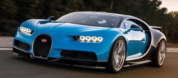 Bugatti Chiron 2017 - 00
