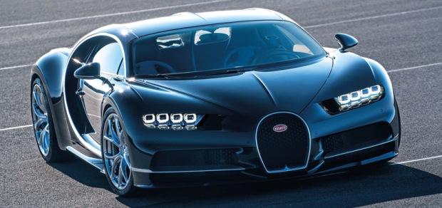 Bugatti Chiron 2017 - 01