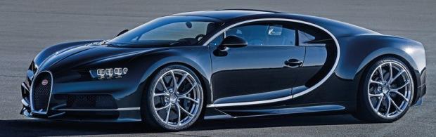 Bugatti Chiron 2017 - 02