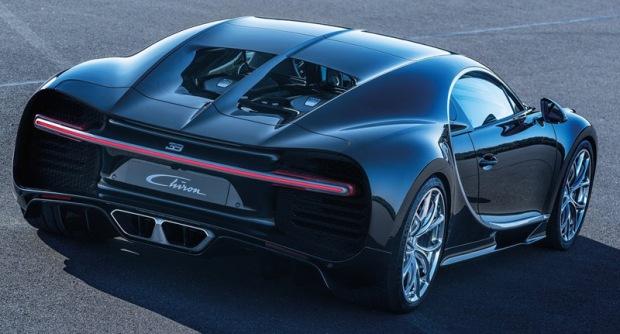 Bugatti Chiron 2017 - 03