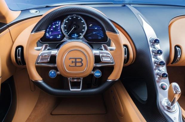 Bugatti Chiron 2017 - 04