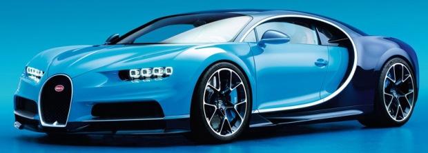 Bugatti Chiron 2017 - 05