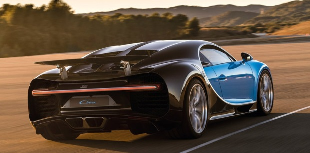 Bugatti Chiron 2017 - 06