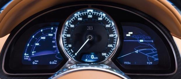 Bugatti Chiron 2017 - 07