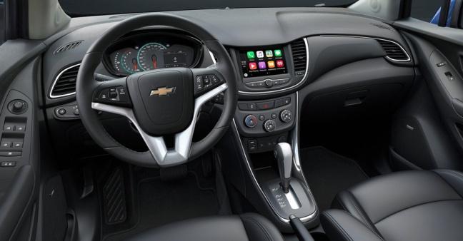 Chevrolet Trax 2017 03