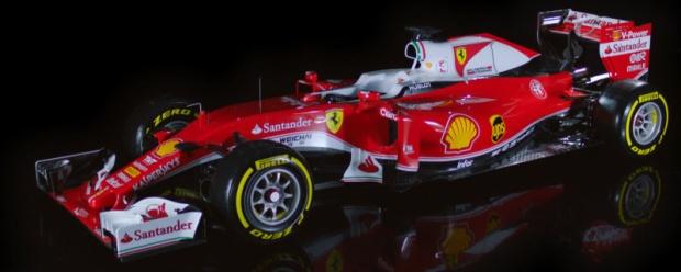 Ferrari SF16-H 01