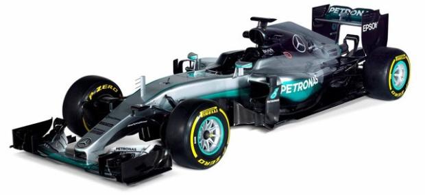 Mercedes F1 2016 W07 01