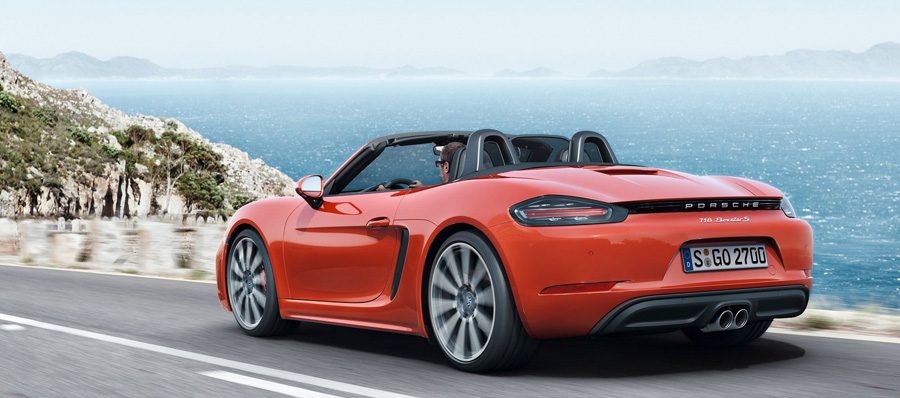 32cc27b27e2af Boxster – ALL THE CARS