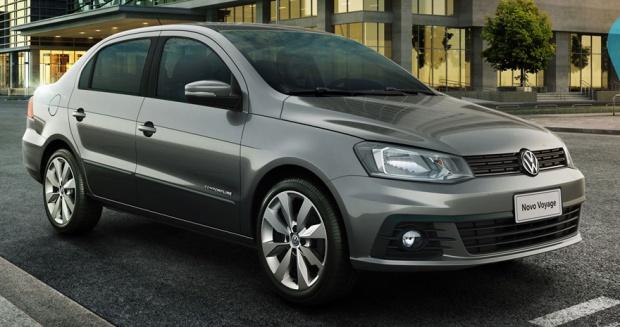 Volkswagen Voyage 2017 BR - Comfortline 01