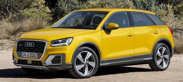 Audi Q2 2017 - 02