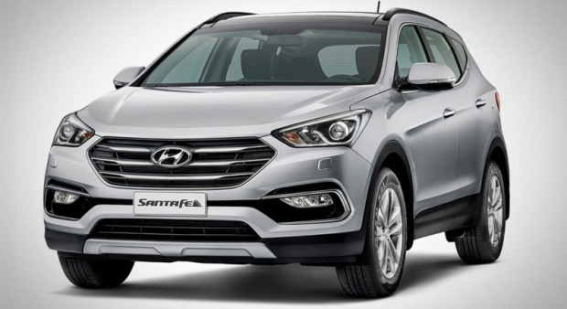 hyundai anuncia recall do santa fe all the cars. Black Bedroom Furniture Sets. Home Design Ideas