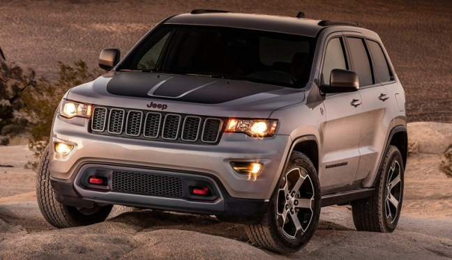 Jeep Grand Cherokee Trailhawk 1