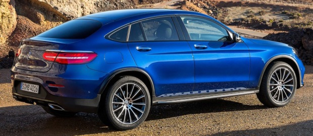 Mercedes-Benz GLC Coupe 0