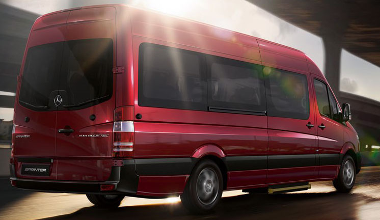 Vw introduces new smart looking crafter in the uk starts for Mercedes benz argentina