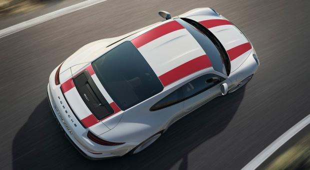 Porsche 911 R 2017 - 04