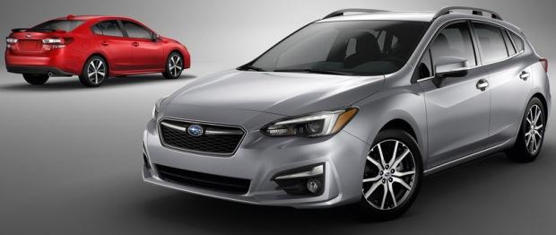 Subaru Impreza 2017 01