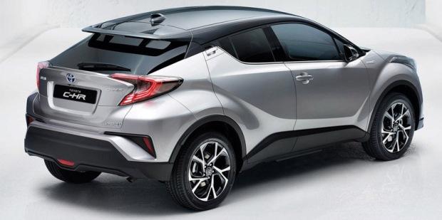 Toyota C-HR 2017 - 02