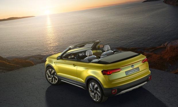 Volkswagen T-Cross Breeze Concept 2