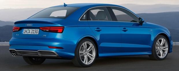 Audi A3 2017 Sedan 02