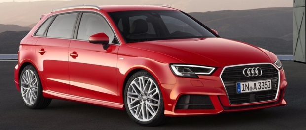 Audi A3 2017 Sportback 01