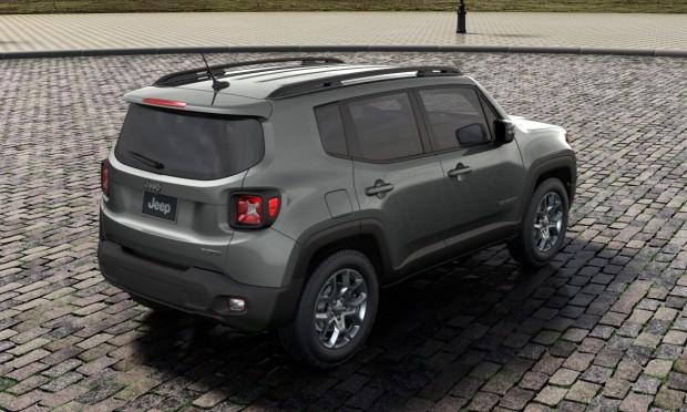 Jeep Renegade passa a ser exportado ao Paraguai – ALL THE CARS