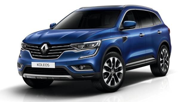 Renault Koleos 2017 04