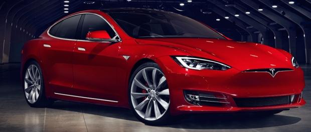 Tesla Model S 2017 01