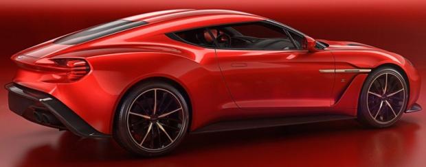 Aston Martin Vanquish Zagato Concept 00