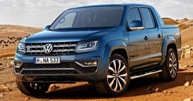 Volkswagen Amarok 2017 Europa 01