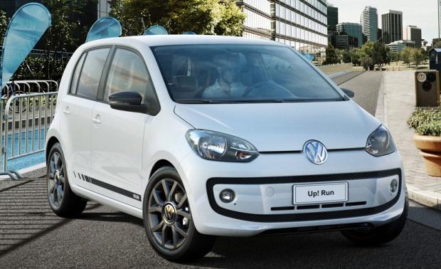 Volkswagen Up Run 01