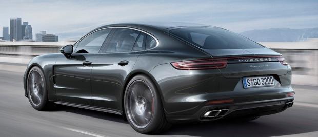 Porsche Panamera 2017 - 04