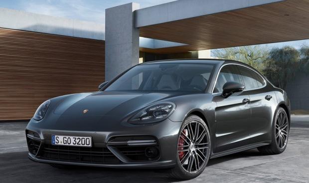 Porsche Panamera 2017 - 05