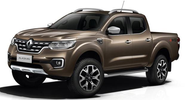 Renault Alaskan 2017 - 05