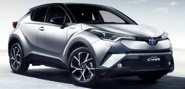 Toyota C-HR 2017 05