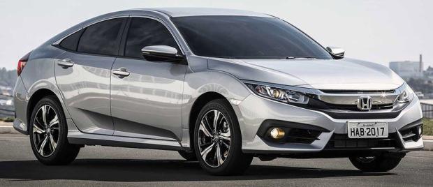 Honda Civic Brasil 2017 01